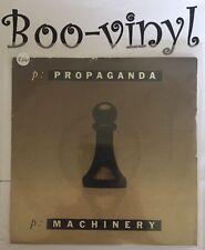 """La propaganda – P: maquinaria (Ztt, ztas 12) [7""""] ex + con De Vinilo"""