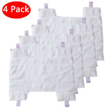 4 xReplacement Microfiber Mop Pad Cleaning Cloth for Shark Rocket HV300 Vacuum