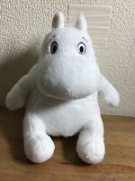 Moomin 8 inch Plush Toy. Cool Kids Soft Toy Retro TV Cuddly Figures Collectable