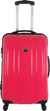 FRANCE BAG Valise cabine rigide – Polycarbonate – Bahamas – Fuchsia