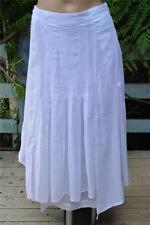 Mid-Calf Rayon Peasant, Boho Skirts for Women