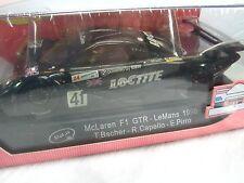 SEALED New SLOT.IT 1/32 Slot Car - #41 McLAREN F1 GTR 1998 Le Mans LOCTITE Ueno
