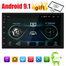 7 inch HD Android 9.1 Car Stereo 2+16GB GPS Navigation WiFi Radio FM Receiver