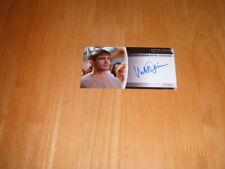 Star Trek Insurrection 1998 Autograph card A9 Tournel