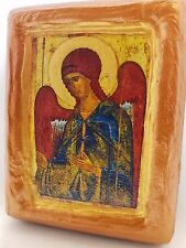 Saint Gabriel The Archangel  Religious Ecclesiastical Art Icon