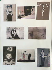 Banksy Postcards Set B
