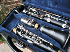 Clean/Fully Adjusted Buffet B12 Clarinet with New Accessories Yamaha Mouthpiece