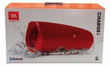 JBL Charge 4 Portable Waterproof Wireless Bluetooth Speaker - Red *CHARGE4RED