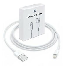 USB Lightening Charging Cable for iPhone 6 / 7 / 8 Plus iPad