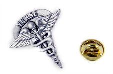 6030356 Nurse Lapel Pin RN LPN Tie Tack Brooch Collar