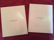 EXO NATURE REPUBLIC EXO-K CLEANSING SOAP + 6 POSTCARD POST CARD SET NEW