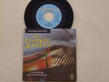"""THE COMSAT ANGELS - You move me (one good reason) / Land - 7"""" Product Facts"""