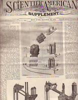 1902 Scientific American Supp October 25 - Aerodromes
