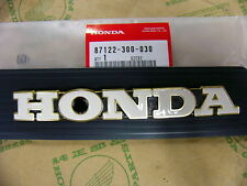 Honda CB 750 Four K1 Tankemblem links Original neu 87122-300-030