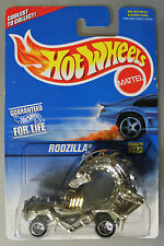 Hot Wheels 1:64 Scale 1997 Series RODZILLA (CHROME)