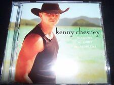 Kenny Chesney No Shoes No Shirt No Problem (Australia) CD – Like New