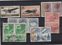 russian used air stamps ref 12228