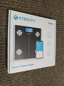Brand New Etekcity Digital Body Weight Scale, Smart Bluetooth Rechargeable