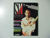 STRUMENTI MUSICALI - Phil Manzanera - N°124 Anno 1990  Rivista Mensile