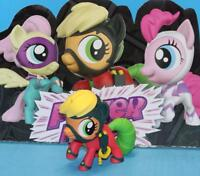 Funko Mystery Minis My Little Pony Power Ponies MISTRESS MARE-VELOUS APPLEJACK