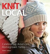 Knit Local, New, Tanis Gray Book