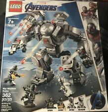 LEGO Marvel Avengers 76124 War Machine Buster Set 362 Pcs NEW + Free Shipping