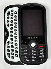 Alcatel One Touch 606A -Black Unlocked North American Dual Band Ssm Slider Phone