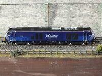 2D-022-005 N GAUGE DAPOL CLASS 68 006 DARING SCOTRAIL WITH DCC SOUND & CAB LIGHT