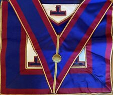 Mark Provincial/London Grand Officers Undress Apron & Collar Set