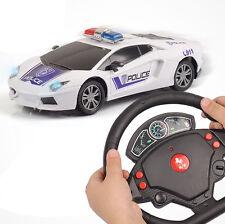 1:24 Scale Electric Remote Control Kids Toy Car Simulation Lamborghini Gift Box