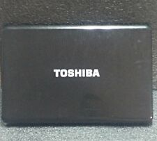 Toshiba l675d s7107 Laptop Black Screen For parts