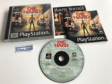 Die Hard Trilogy 2 Viva Las Vegas - Sony PlayStation PS1 - PAL FR - Avec Notice