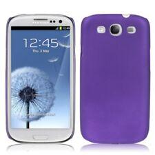 Ultrafina Mate Acabado Funda Rígida Para Samsung Galaxy S3 Siii