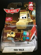 🎄 DISNEY PLANES TED YALE DIECAST GRAND FUSEL LODGE   FREE SHIPPING