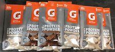 12 GATORADE RECOVER Whey Protein Powder CHOCOLATE VANILLA 20G Protein 1 Oz Shake