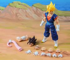 Demoniacal Fit Dragon Ball Z DBZ SSJ Ultimate Fighter Goku Bejitto Vegito Figure
