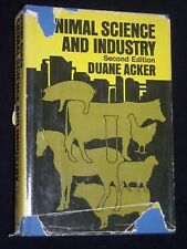 Animal Science and Industry-Farming HB-Duane Acker-1971