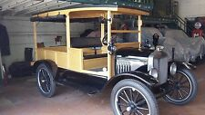 1925 Ford Model T Delivery