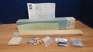 WALTHERS O SCALE 2 RAIL 75' COACH KIT TO BUILD 602231