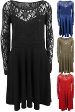 Party/Cocktail Dresses for Women with Sequins Bodycon Dress
