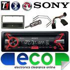 Vauxhall Corsa C Sony Car Stereo Radio CD MP3 USB Bluetooth Steering Control GM