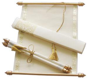 Scroll Card Wedding Invitations Personalized Printing Invitation Cards 100Pcs