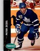 1991-92 Parkhurst Peter Zezel #174