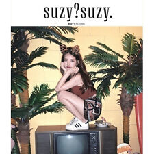 MISS A SUZY-[SUZY? SUZY.] Pictorial 1st 280p Photo Book A ver. K-POP Sealed