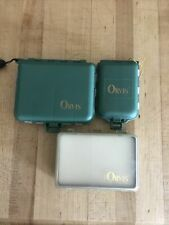 Orvis Fly boxes, 3, Euc