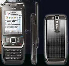 Nokia  E66 - Stahlgrau (Ohne Simlock) Smartphone  100% Original