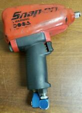"Snap On Tools Super Duty Air Impact Wrench Mg725 1/2"" Drive W/ Boot"