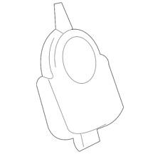 Genuine GM Angle Sensor 25853012