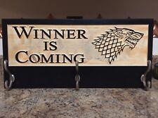 Game of Thrones Gift WINTER IS COMING Wall Mount Coat Rack