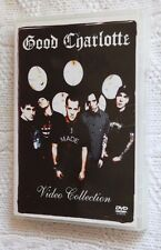 GOOD CHARLOTTE VIDEO COLLECTION (DVD) R-2,4, LIKE NEW, FREE POST IN AUSTRALIA